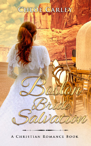 Boston Bride Salvation by Chloe Carley