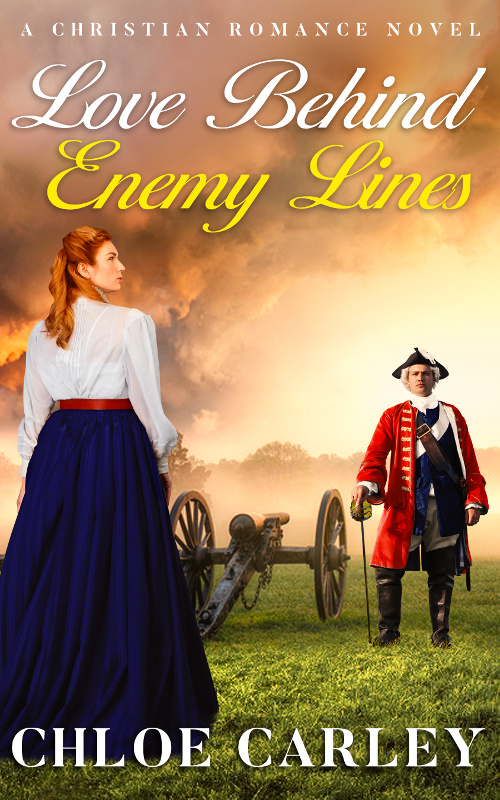 Love Behind Enemy Lines, by Chloe Carley
