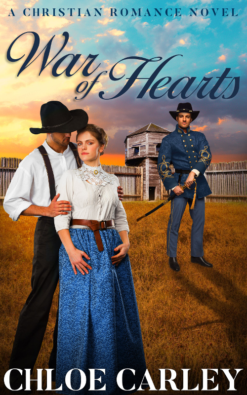 War of Hearts, by Chloe Carley