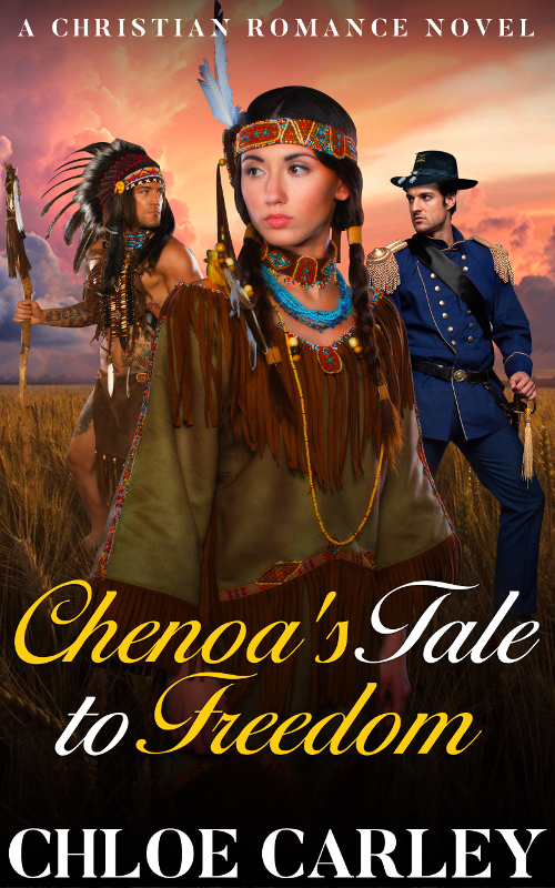 Chenoa's Tale to Freedom, by Chloe Carley