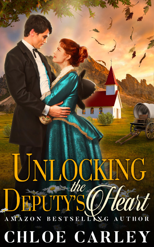 Unlocking the Deputy's Heart, by Chloe Carley